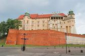 Krakov, staré město — Stock fotografie