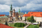 Krakow. Wawel Cathedral — Stock Photo