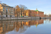 St. Petersburg. Fontanka River — Stock Photo