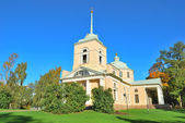 Kotka, Finland. An old orthodox church — Stock Photo