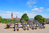 Uppsala, Sweden — Stock Photo