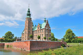 Copenhagen, Rosenborg — Stock Photo