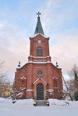 Jyvaskyla, finlandia. catedral luterana — Foto de Stock