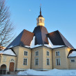 Lappeenranta, Finland. Lappee Church — Stockfoto #18558065