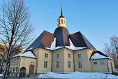 Lappeenranta, finland. lappee kerk — Stockfoto