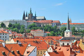 Prague, Czech Republic. Prague Castle — Stock Photo