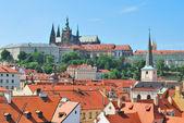 Prague, tschechische republik. prager burg — Stockfoto