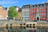 Copenhagen Old Town — Stock Photo