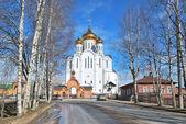 Syktyvkar. Stephen of Perm Cathedral — Stock Photo