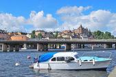 Stockholm, Sodermalm — Stock Photo