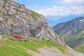 Lucerna, monte pilatus — Foto Stock