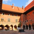 Stock Photo: Krakow, JagielloniUniversity