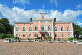 Loviisa, Finland. Town Hall — Stock Photo