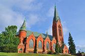 Turku, Finland. Church of St.Michael — Stock Photo