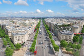 Paris. Champs Elysees — Stock Photo