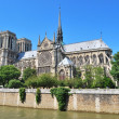 Stock Photo: Paris. Notre Dame