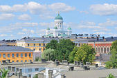 Top-view of Helsinki — Foto de Stock