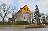 Finland. Church of Sts. Lawrence  — Stock Photo