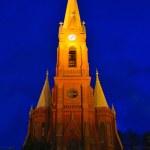 Mikkeli, Finland. Lutheran Cathedral — Stock Photo #42803177