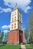 Lappeenranta. Church of Virgin Mary — Stock Photo