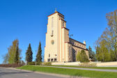 Jyvaskyla Lutheran Church  — Stock Photo