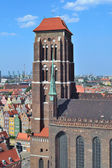 Gdansk. Church of St. Mary  — Photo