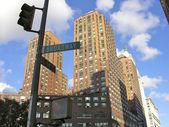 Buildings of New York City — Stock Photo