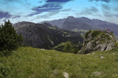 Dolomites Landsape in Berchtesgaden — Photo