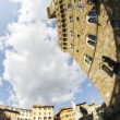Piazza della Signoria, Florence - Stok fotoraf