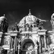 Cathedral of Berlin, Berliner Dom in Germany — Lizenzfreies Foto