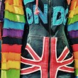 Sweatshirt in London Market, Camden Town — Stockfoto #13526113