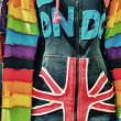 图库照片: Sweatshirt in London Market, Camden Town