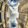 Majesty of New York City Skyscrapers — Stock Photo #13702331