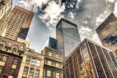 Skyline van new york city-manhattan — Stockfoto