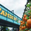 Famous Camden Market in London — Stock Photo #14435033