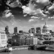Stock Photo: City of London one of leading centers of global finance and