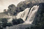 Stunning view of Marmore Waterfalls, Umbria — Stock Photo