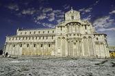 Duomo sur la piazza dei miracoli, pise — Photo