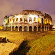 Lights of Colosseum at Night — Stock Photo