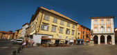 Piazza Garibali Panorama View, Pisa, Itay — Stock Photo