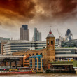 Architecture of London - UK — Stock Photo #15837047