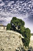 Ancient Architecture of Umbria — Stock Photo