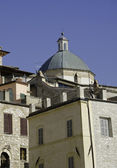 Architecture Detail of Assisi in Umbria — Stock Photo