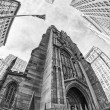 Trinity Church in New York City — Stock Photo #18259341