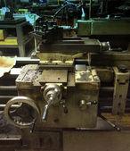 Heavy Factory Machinery, Italy — Stock Photo