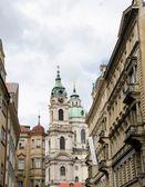 Prague Architectural Detail - Czech Republic — Stok fotoğraf