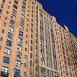 Apartment Building in Chelsea, Manhattan — Foto Stock