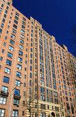 Apartment Building in Chelsea, Manhattan — Stock Photo