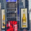 Stock Photo: NEW YORK CITY - FEB 22: Times Square is featured with Broadway T