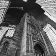 Trinity Church in New York City — Stock Photo #19700197